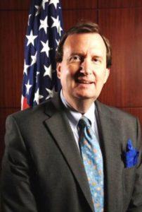 Чрезвычайный и Полномочный посол США в Армении Ричард Миллс. Фото asbarez.com