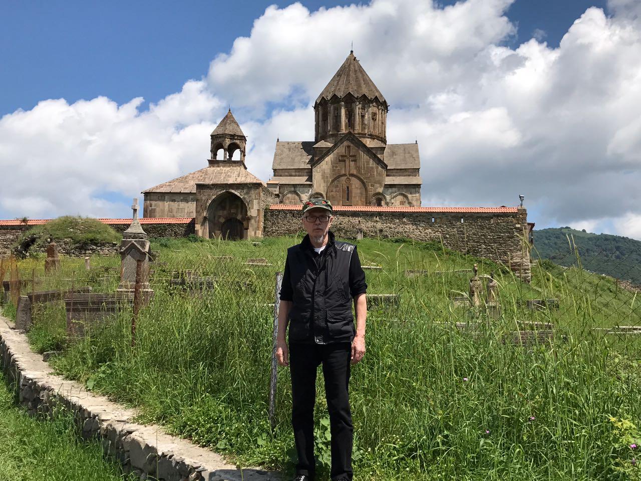 Эдуард Лимонов: «Антитурецкий настрой привёл меня в Карабах»