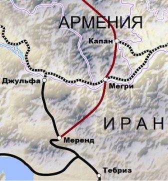 """""""Старые проблемы"""" новой экономической зоны Армении"""
